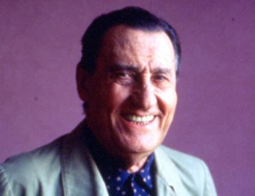 Alberto Sordi, nato a Roma il 15 giugno 1920
