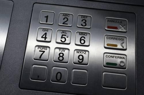 I contanti sono in pericolo: rischio botta al bancomat