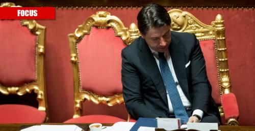 Il premier Conte traballa, sarà cruciale il voto sul Mes