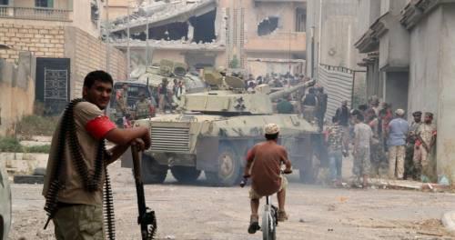 """Tensione tra Libia ed Egitto, Tripoli: """"Da Al Sisi una vera dichiarazione di guerra"""""""