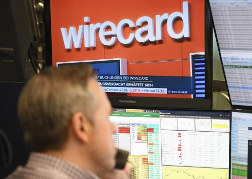 "Wirecard si arrende. ""Mancano 1,9 miliardi"""