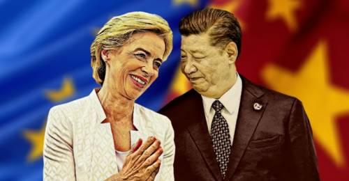 L'ultimo eurobaraccone: i negoziati Ue con la Cina