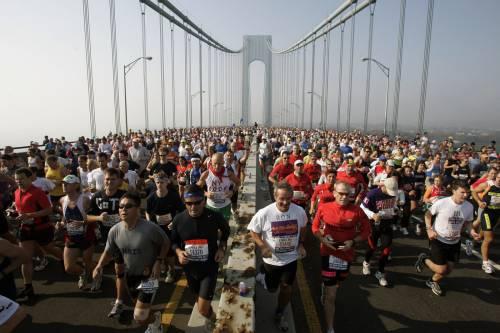 New York e Berlino, niente maratone