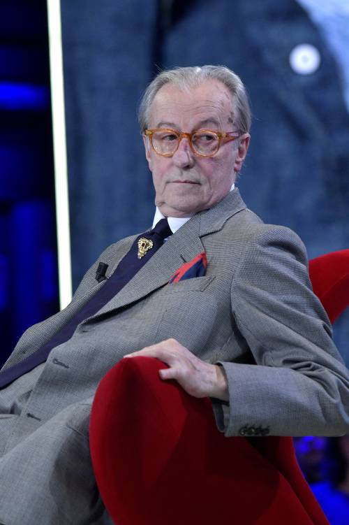 """Vittorio Feltri: """"Hitler come capo del governo? Se avessi detto Stalin nessuno avrebbe obiettato"""""""