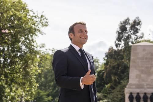 """L'assemblea """"gretina"""" di Macron che propone le eco-tasse"""