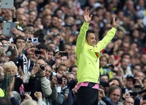 """Del Piero sui social: """"Vincere è l'unica cosa che conta"""" Ziliani lo stronca"""