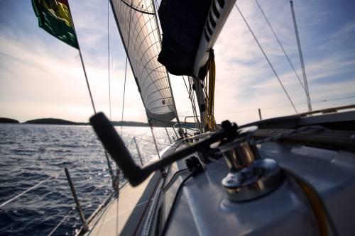 Il lockdown in barca sull'Atlantico per tornare dal padre in Argentina