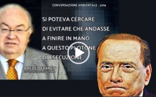 Le prove del complotto dei giudici contro Berlusconi
