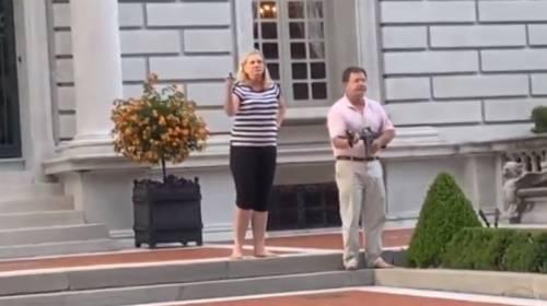 Mark e Patricia, i coniugi armati che ha fermato i manifestanti