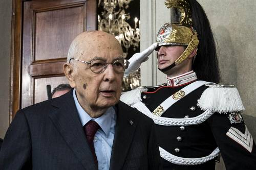 La gioia di Napolitano per quel verdetto
