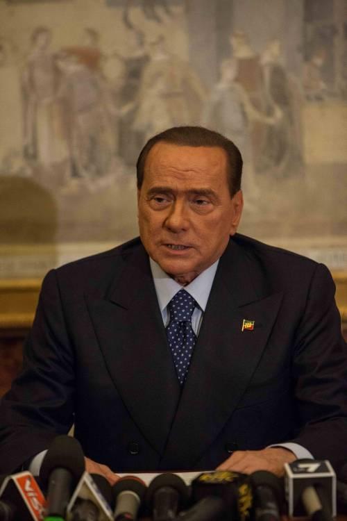 """Governo, Berlusconi: """"Collaborazione istituzionale non significa sostegno a Conte"""""""