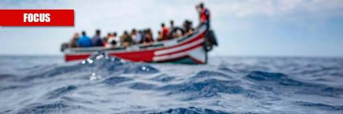 Gli immigrati? Sono triplicati Boom di arrivi coi gialloross