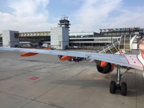 Linate, tre voli all'ora: piano per ridecollare