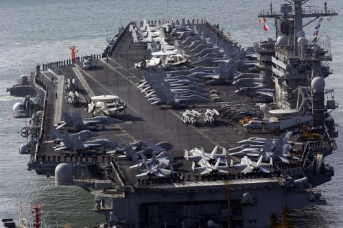 """Ecco cosa può fare davvero l'""""astronave del mare"""" Usa"""