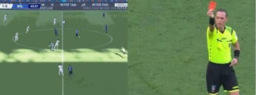 """""""Mi ha detto sei scarso in faccia..."""". Il """"rosso"""" di fuoco di Pairetto in Inter-Bologna"""
