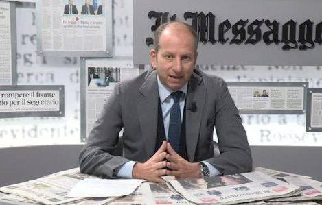 Virman Cusenza lascia Il Messaggero. Al suo posto Massimo Ma