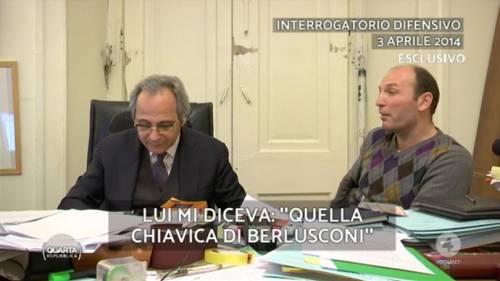 """I testi inchiodano il giudice Esposito: """"Berlusconi è una chiavica. Gli farò il mazzo"""""""