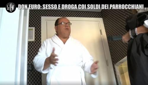 """Processo a don Euro, in aula le accuse degli escort: """"Per lui contavano solo sesso, soldi e droga"""""""