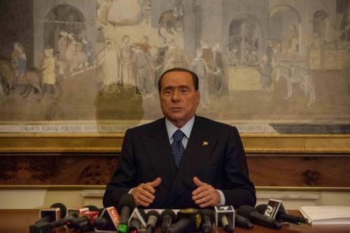 """La svolta di Berlusconi: """"Referendum demagogico"""""""