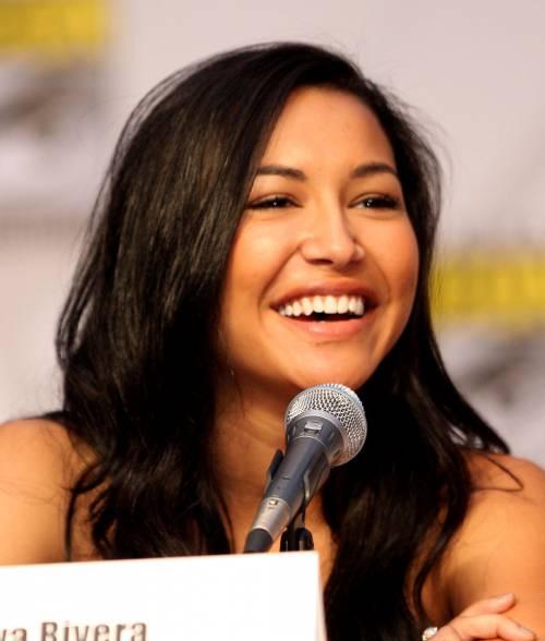"""La maledizione della serie tv. Sparita Naya, la star di """"Glee"""""""