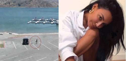 Naya Rivera, suicidio o annegamento? Cosa c'è nelle telecamere di sicurezza