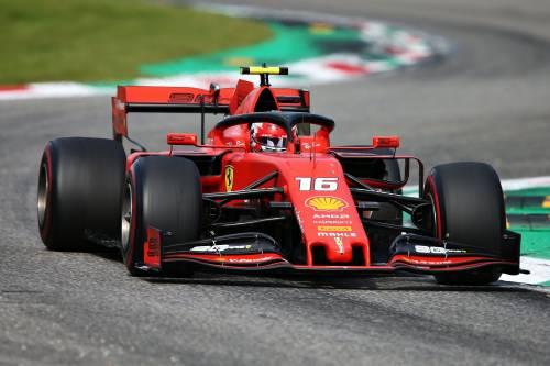 Gran Premio di Formula Uno al Mugello il 13 settembre