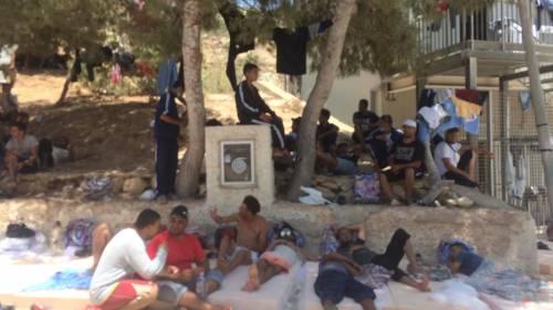 Lampedusa. Hotspot al collasso 2