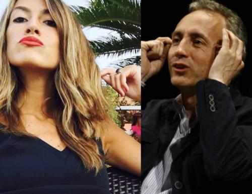 """Gaia Tortora bacchetta la Lucarelli: """"Lui è totalmente inqualificabile"""""""