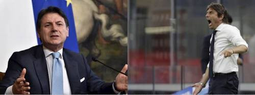 """Inter, spopola #ConteOut. Ma per molti è Giuseppi il """"Conte"""" da mandare via"""