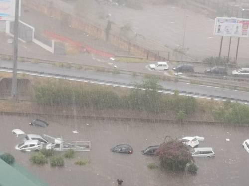 Nubifragio, Palermo in tilt: e nei sottopassi muoiono annegate 4 persone 2