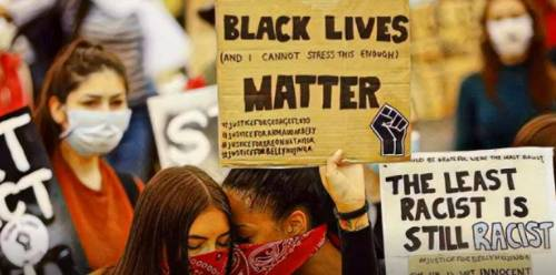 Perché Black lives matter è il suicidio della civiltà
