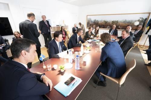 Firmato accordo sul Recovery: all'Italia 120 miliardi di prestiti