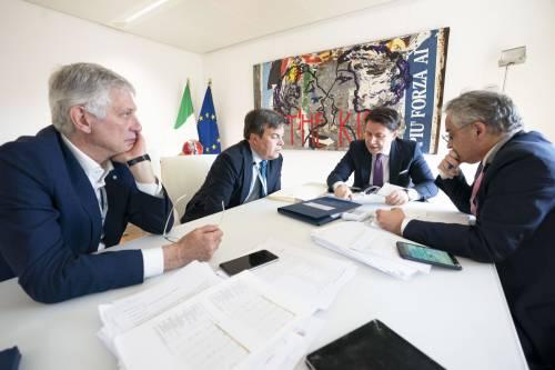 """L'ultimo round sui fondi Ue. Il """"ricatto"""" olandese la spunta"""