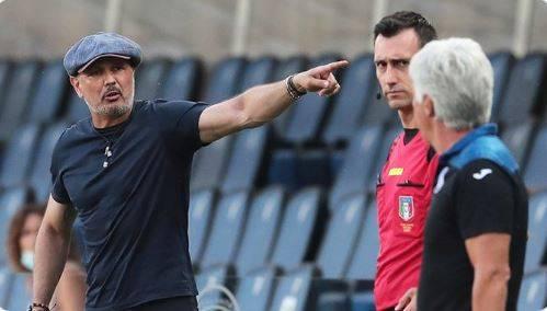 """""""Non rompere il c..."""". Lite furiosa tra Mihajlovic e Gasperini"""