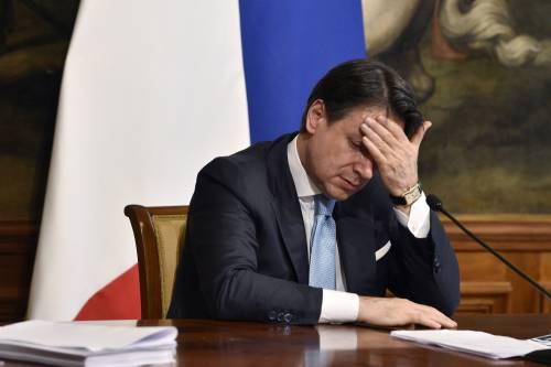 Nella guerra sui pieni poteri Conte fermato da Pd e Renzi