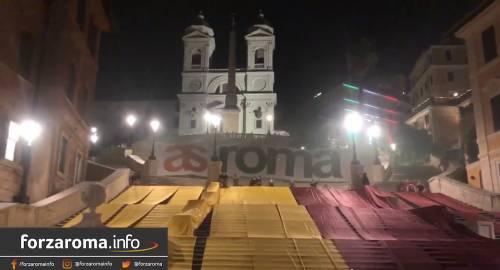 """Roma, polemiche sulla festa ultrà: """"Non erano autorizzati e nessuno li ha multati"""""""