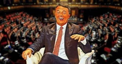 Un Paese ostaggio di Renzi