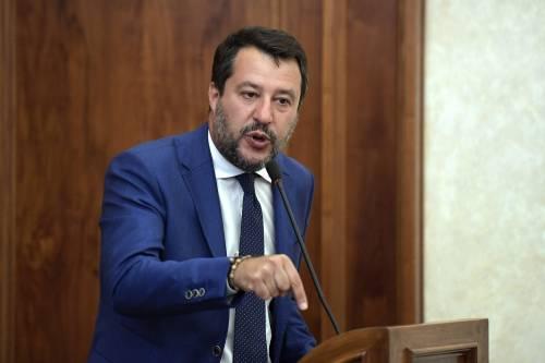 """Salvini inchioda Conte: """"Ha tenuto segreto lo studio sul Covid"""""""
