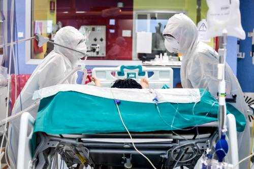 """""""L'Italia senza un piano per combattere la pandemia"""""""