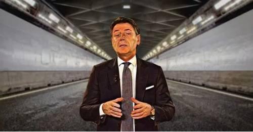L'ennesima genialata del megalomane Conte