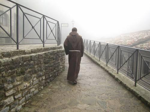 Croci, eremi e boschi. Il cuore verde d'Italia batte con Francesco