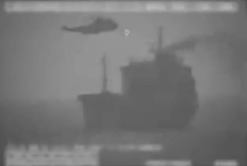 Iran sequestra petroliera: tensione nello Stretto di Hormuz