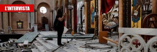 """Libano, il dolore dei cristiani: """"Scompariremo, ci portano via le case"""""""