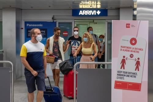Dovete prendere un aereo? Attenti alla mascherina: non tutte sono ammesse