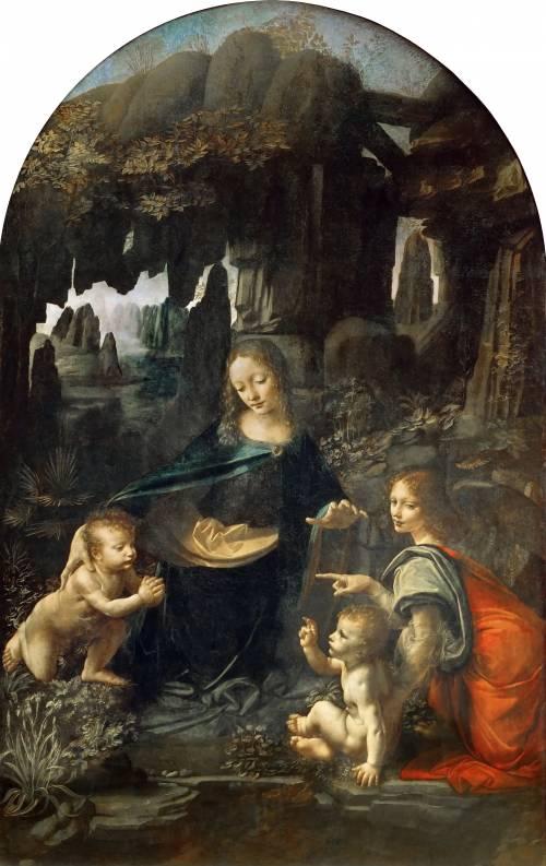 Leonardo mago dell'arte (esoterica)