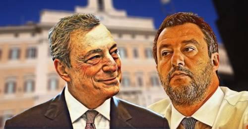 Perché Salvini deve puntare su Draghi