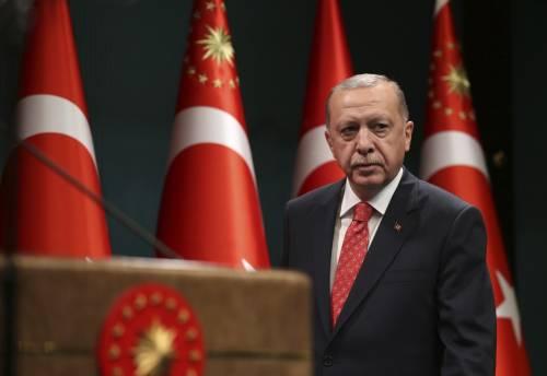 Ora Erdogan inchioda Di Maio e ha in mano l'arma del ricatto