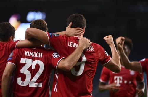 Il Lione non ruggisce, il Bayern cala il tris per la finale
