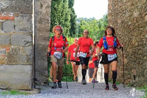 """Sfida di mister maratona """"In cammino con la Sla"""""""