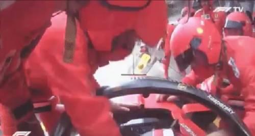 Il retroscena sulla Rossa: cosa accade alle cinture di Leclerc